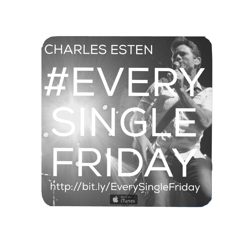 Charles esten song title sticker every single friday