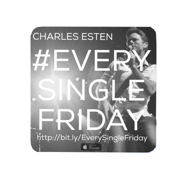 Charles Esten Song Title Sticker- Every Single Friday