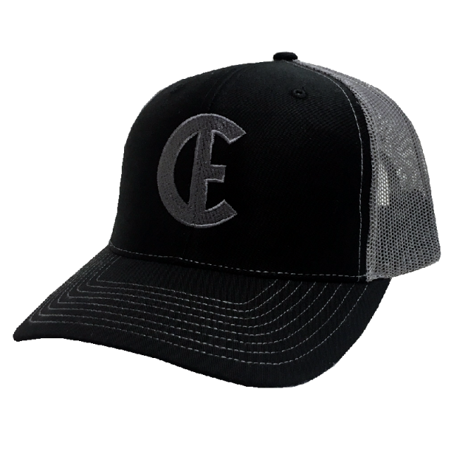 Charles Esten Black and Grey Ballcap