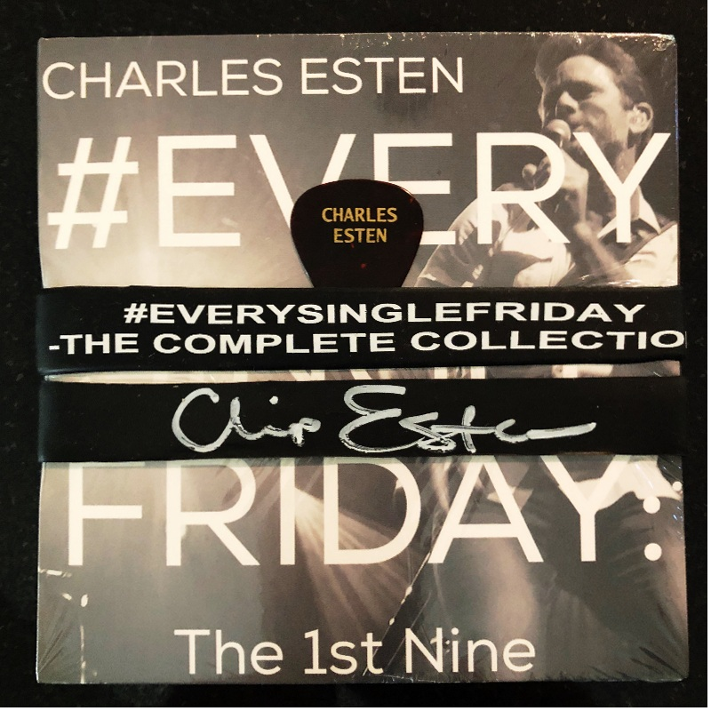 Charles Esten Holiday CD Bundle