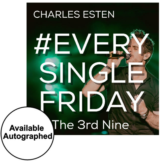 Charles Esten CD- #EverySingleFriday 3rd Nine
